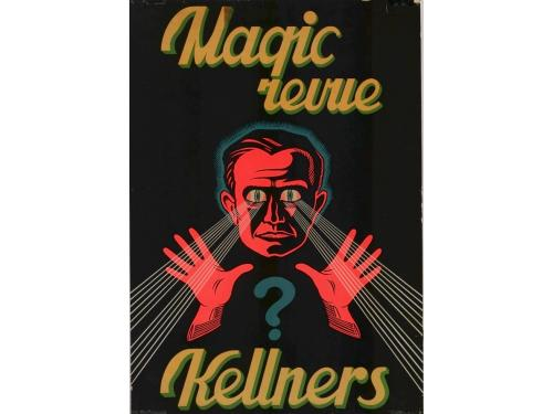 Kellner - Magic revue - Hypnotizér