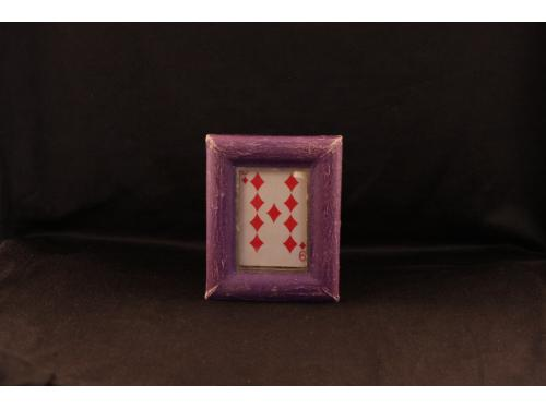 Karta v rámečku 004
