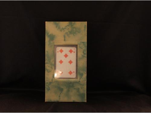 Karta v rámečku 008